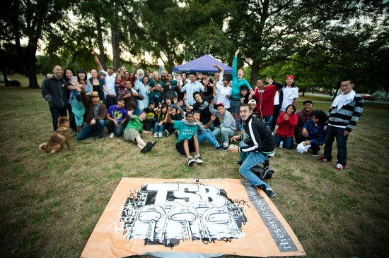 tSB Alumni BBQ (photo by Canh Solo)
