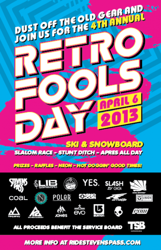 Retro Fools IV | April 6, 2013