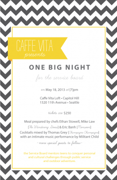 tSB One Big Night | May 18th, 2013