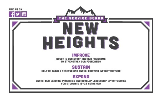NEW HEIGHTS OVERVIEW