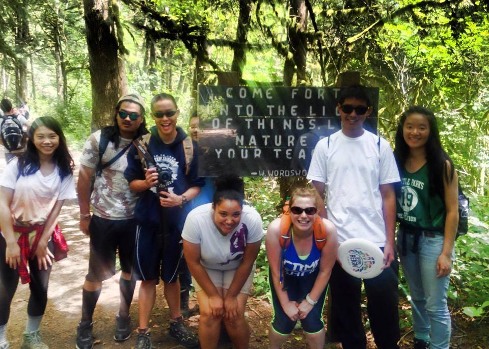 Wallace Falls Hike | 2014